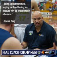 Shawn King Head Coach